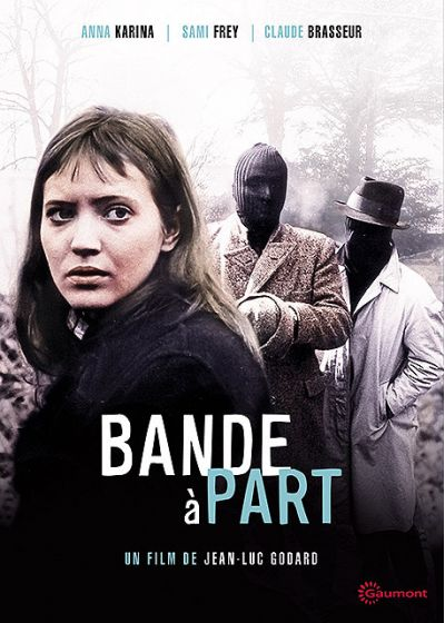 Bande à part - DVD