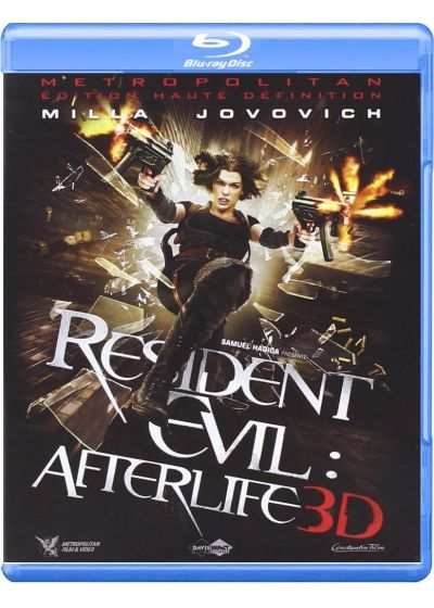 Resident Evil : Afterlife (Blu-ray 3D + 2D) - Blu-ray 3D