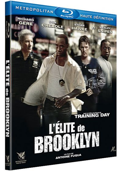 L'Élite de Brooklyn - Blu-ray