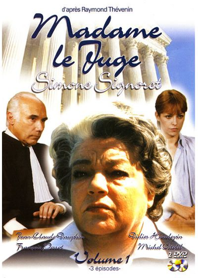 Madame le juge - Vol. 1 - DVD