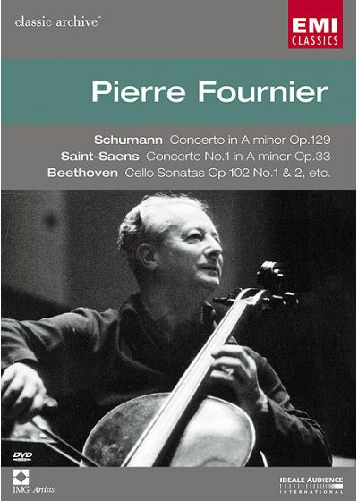 Pierre Fournier - DVD