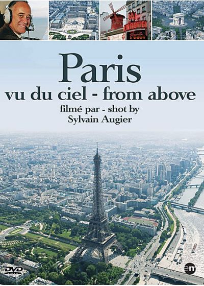 Paris vu du ciel - DVD