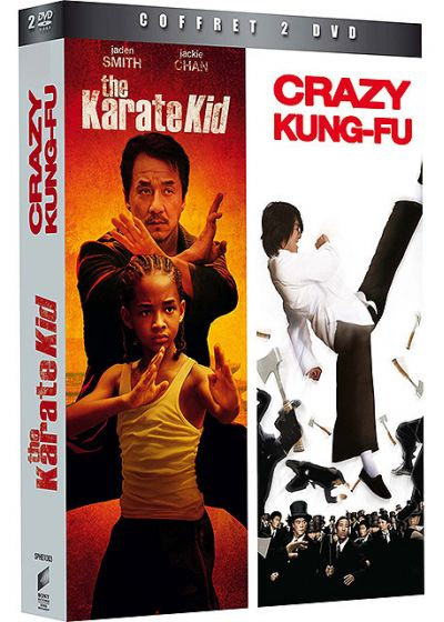 The Karate Kid (2010) + Crazy Kung-Fu (Pack) - DVD