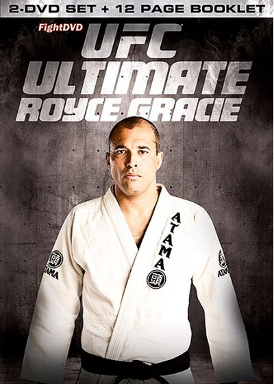 UFC Ultimate Royce Gracie - DVD
