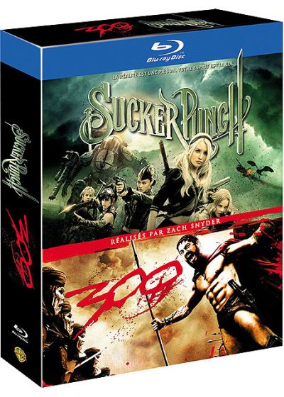Sucker Punch + 300 (Pack) - Blu-ray