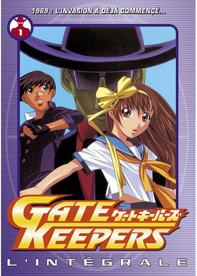 Gate Keepers - L'intégrale - Box 1/2 - DVD