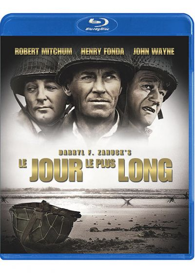 Le Jour le plus long - Blu-ray