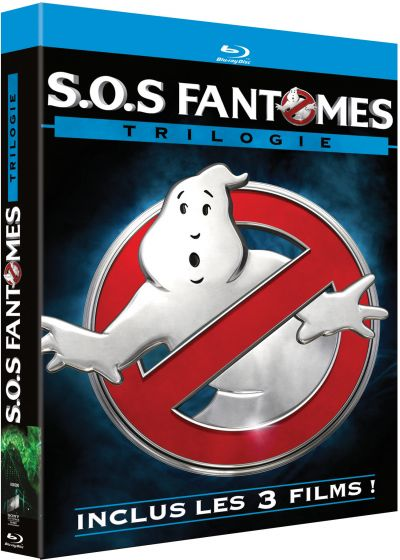 SOS Fantômes Trilogie (Blu-ray + Copie digitale) - Blu-ray