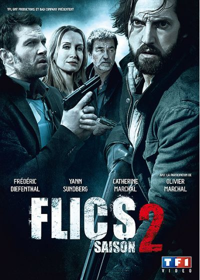 Flics - Saison 2 - DVD