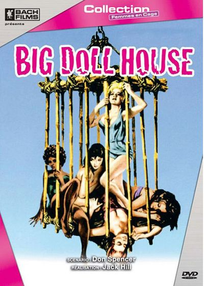 The Big Doll House - DVD