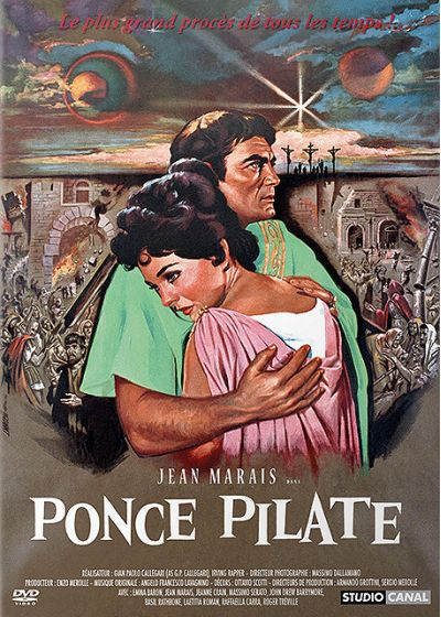 Ponce Pilate - DVD