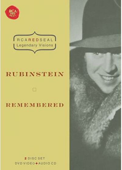 Rubinstein Remembered - DVD
