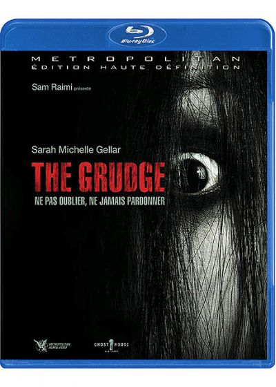 The Grudge (Director's Cut) - Blu-ray