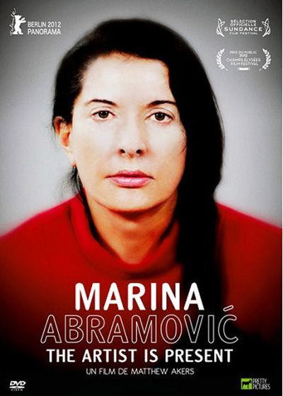 Marina Abramovic : the Artist Is Present - DVD