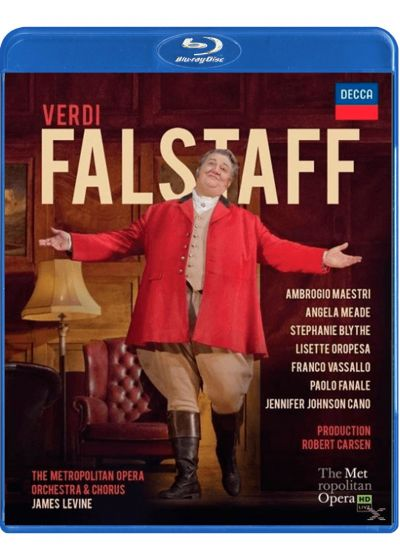 Falstaff - Blu-ray