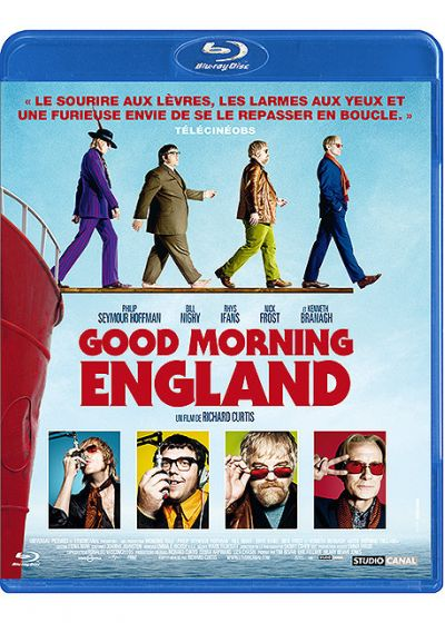 Good Morning England (Édition Simple) - Blu-ray