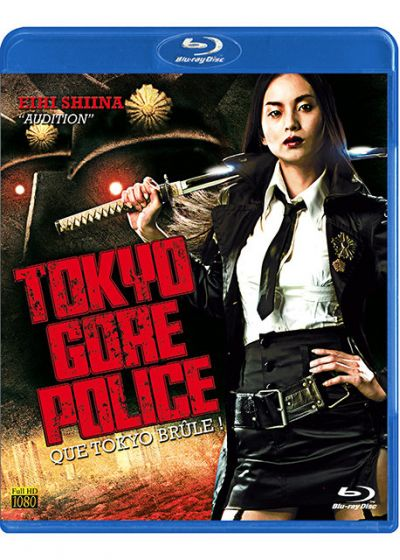 Tokyo Gore Police - Blu-ray
