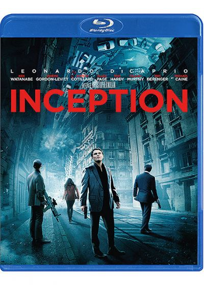 Inception - Blu-ray