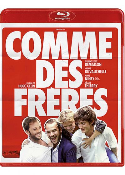 Comme des frères - Blu-ray