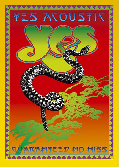 Yes - Acoustic (Guaranteed No Hiss) - DVD