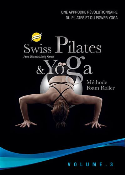 Swiss Pilates & Yoga Detox Volume 3 - DVD