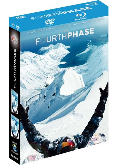 The Fourth Phase (Combo Blu-ray + DVD) - Blu-ray