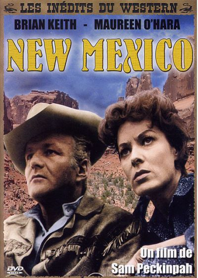 New Mexico - DVD