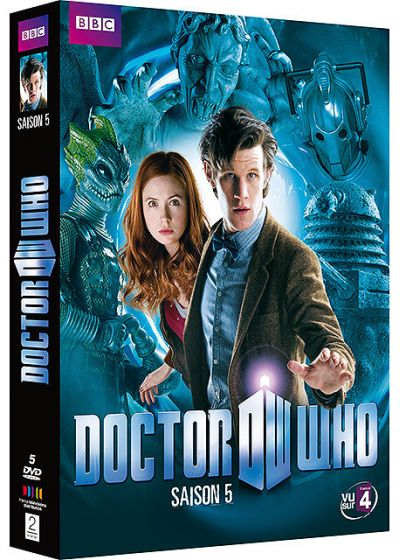 Doctor Who - Saison 5 - DVD