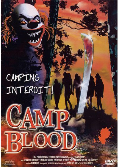 Camp Blood - DVD