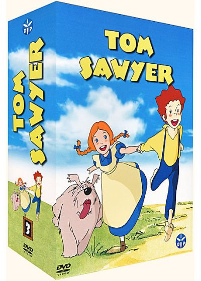 Tom Sawyer - Edition 4DVD - Partie 3 - DVD