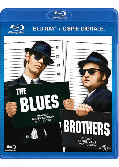 The Blues Brothers (Blu-ray + Copie digitale) - Blu-ray