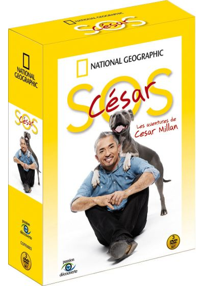 National Geographic - SOS César - DVD