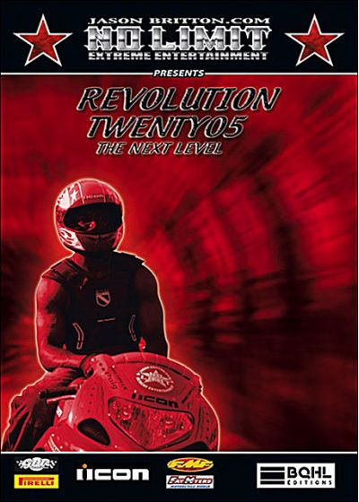 Revolution Twenty05 : The Next Level - DVD