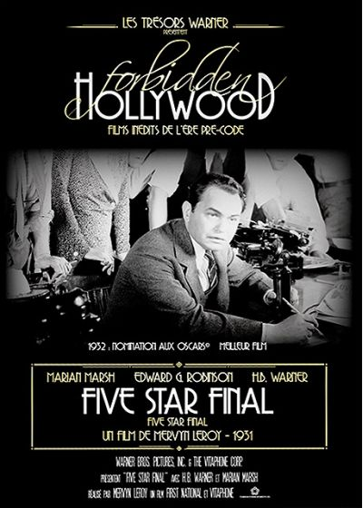 Five Star Final - DVD