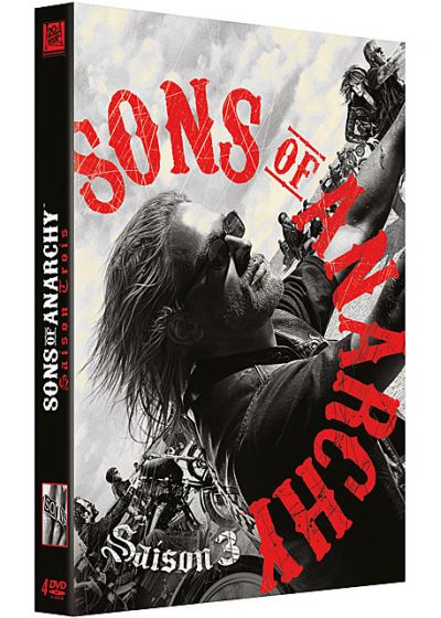 Sons of Anarchy - Saison 3 - DVD