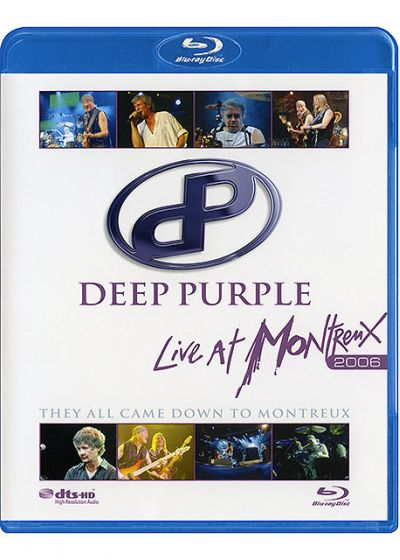 Deep Purple - Live At Montreux 2006 - They All Came Down To Montreux - Blu-ray