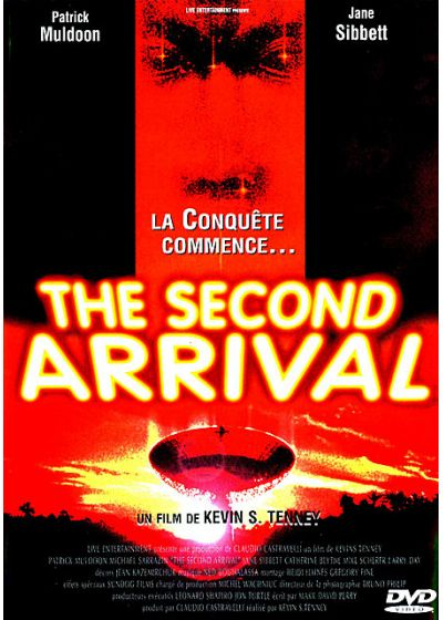 The Second Arrival - DVD