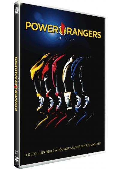 Power Rangers - Le film - DVD
