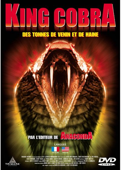 King Cobra - DVD