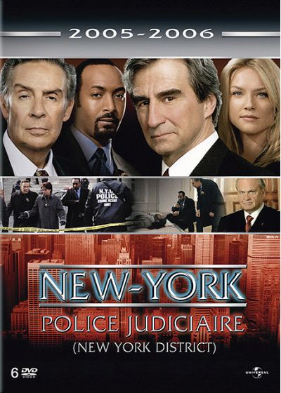 New York District - Saison 14 - DVD
