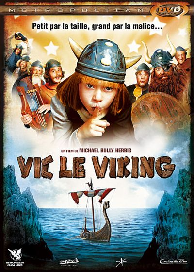 Vic le Viking - DVD