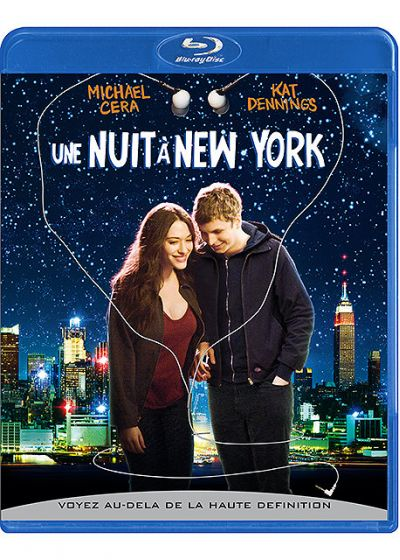 Une Nuit à New York - Blu-ray