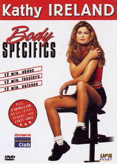 Kathy Ireland - Body Specifics - DVD