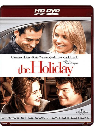 The Holiday - HD DVD