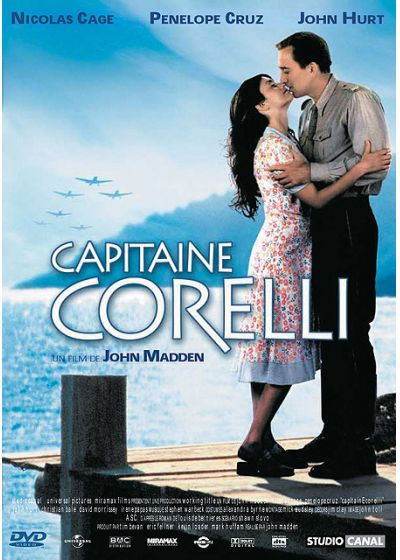Capitaine Corelli - DVD
