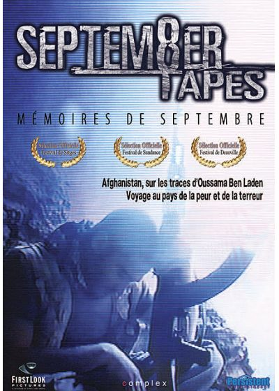 September Tapes - Mémoires de septembre - DVD
