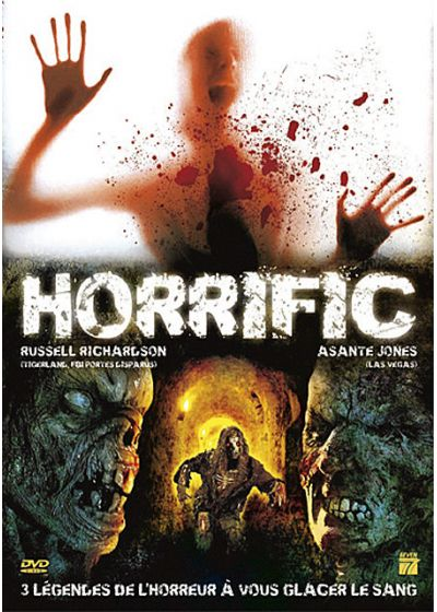 Horrific - DVD