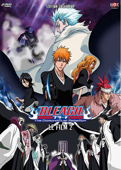 Bleach - Le Film 2 : The Diamond Dust Rebellion (Édition Collector) - DVD
