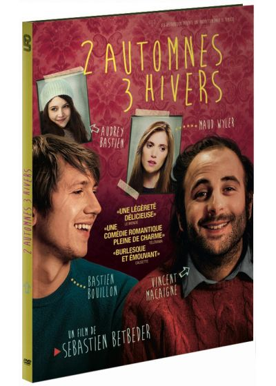 2 automnes, 3 hivers - DVD