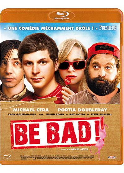 Be Bad ! - Blu-ray